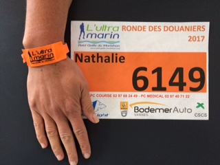 Récit de course de Nathalie Bougo – RDD 36 km