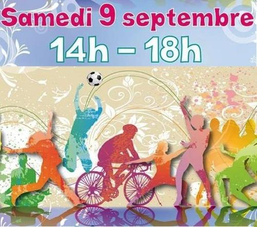 Forum des associations le 9 Septembre 2017