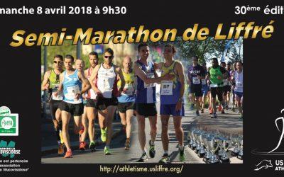 Champ. de bretagne Semi-Marathon 2018