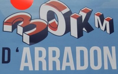 L'édition connectée des  «30 km d'Arradon»